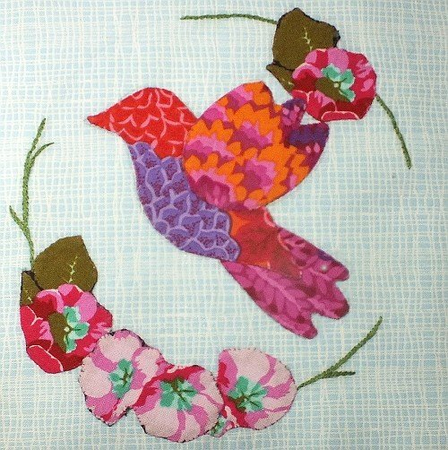 Hand applique tutorial