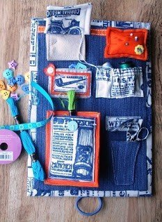 travel sewing kit project