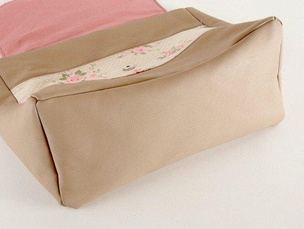 Sew in a bag base