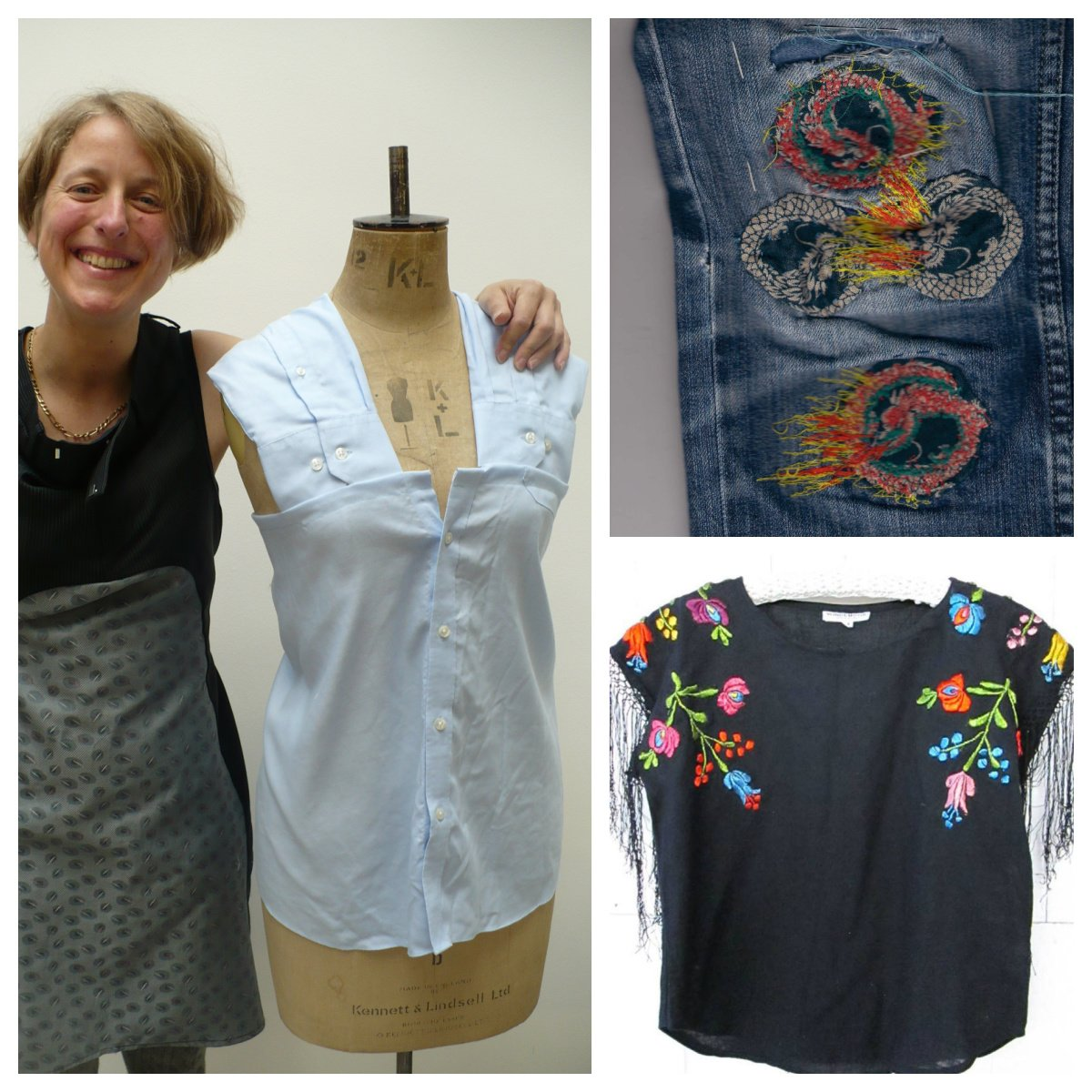 Upcycle your clothes