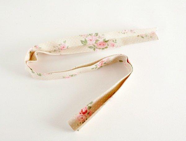 Make a bag strap