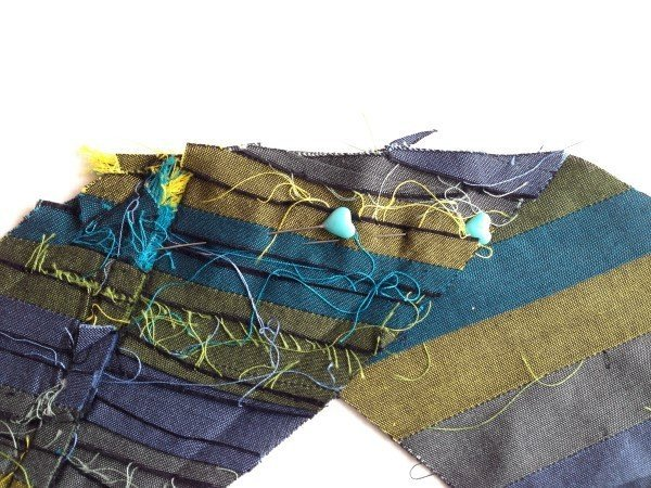 Free project to sew a tie
