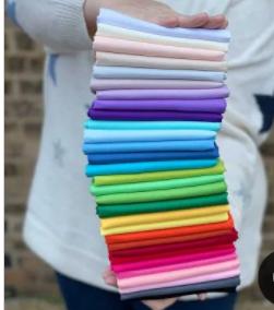 Plush Addict fabric bundles