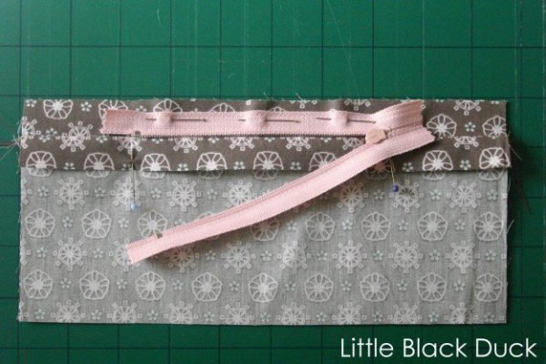 Zip sewing tips