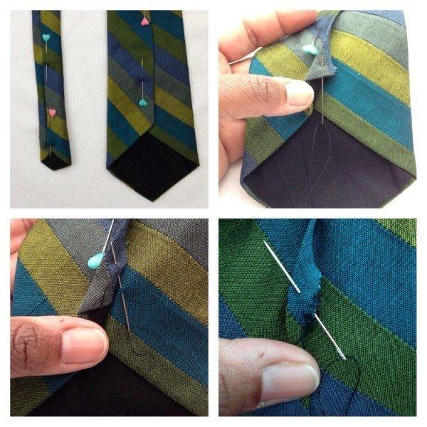 Making a tie