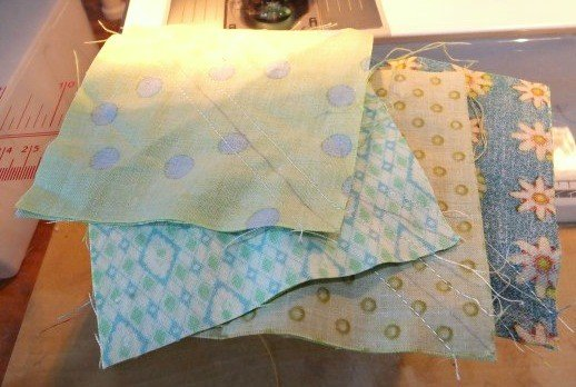 Beginner's patchwork tutorials