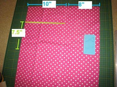 Sew a market trader apron