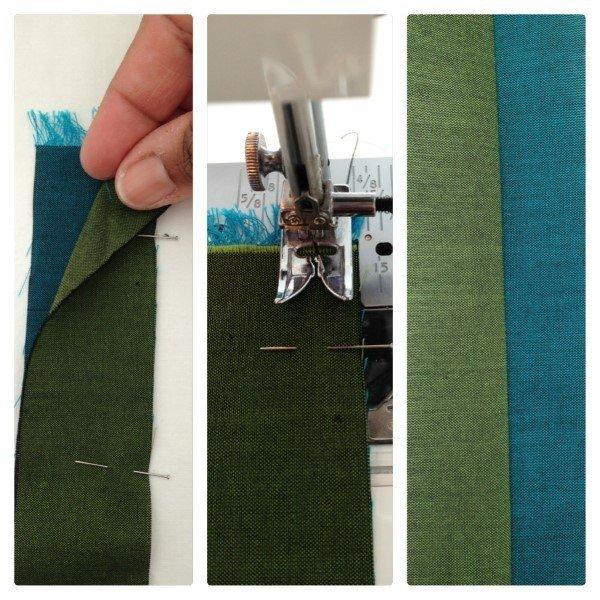 Sewing with Oakshott fabrics