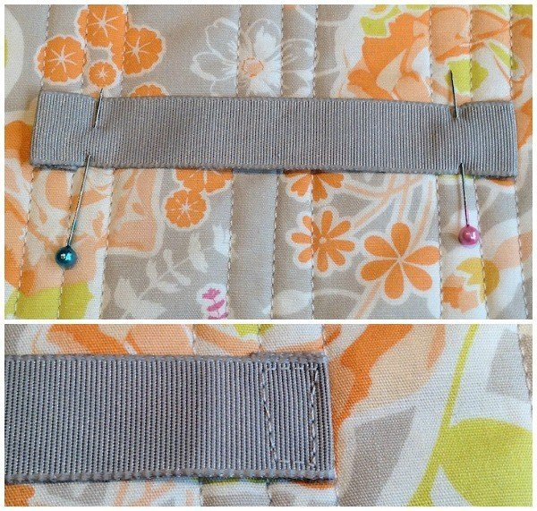 Sew a protective case for a tablet