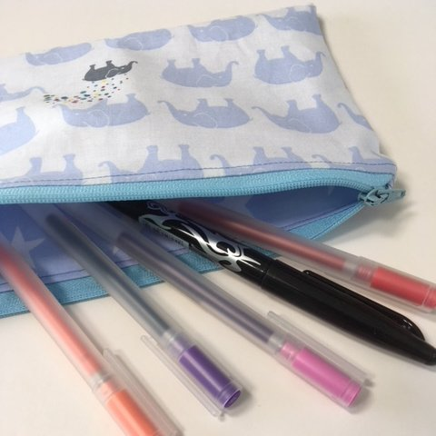 Free pencil case project for beginners