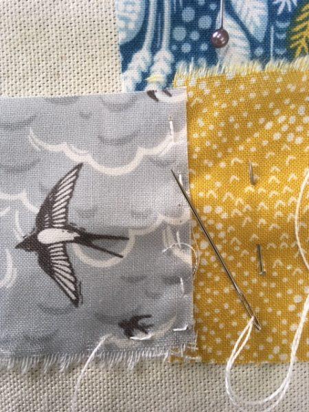 How to do Boro Stitching
