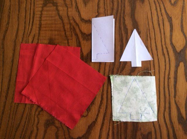Sew a simple Xmas