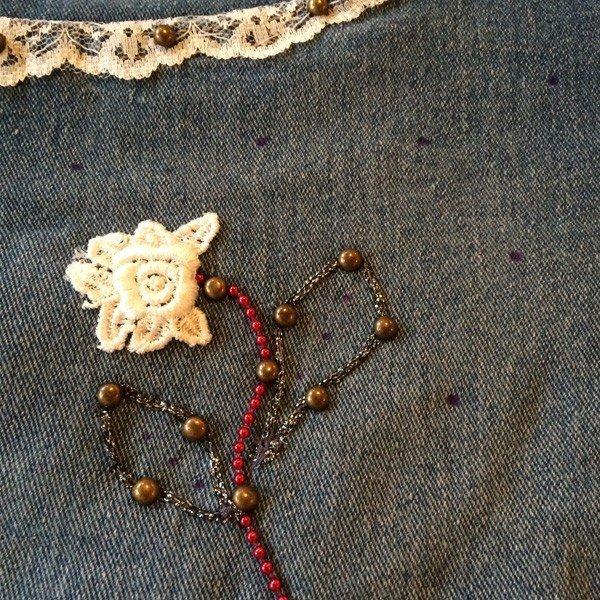 How to refashion garments