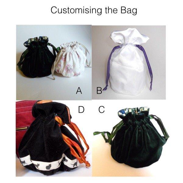 Customise a bag
