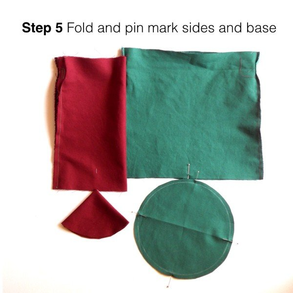 How to make a simple bag
