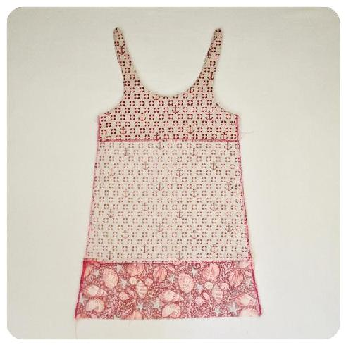 Free little girl's summer dress sewing pattern