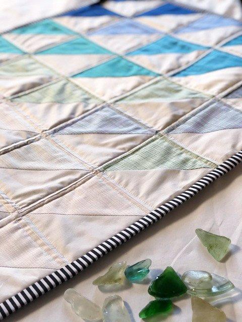 Beginner's mini quilt project