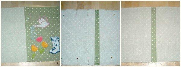 Home décor sewing tutorials