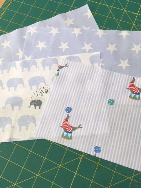 Fabric for making a pencil case