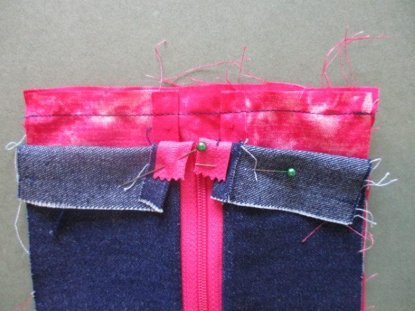 Sew bags for children