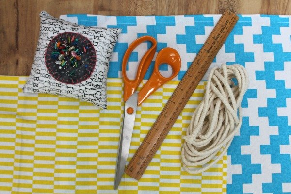 How to upcycle tea towels