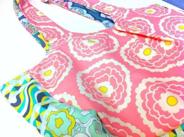 Reversible bags to sew