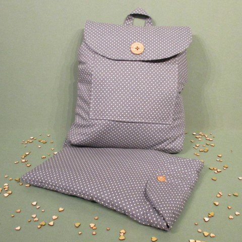 Backpack sewing project