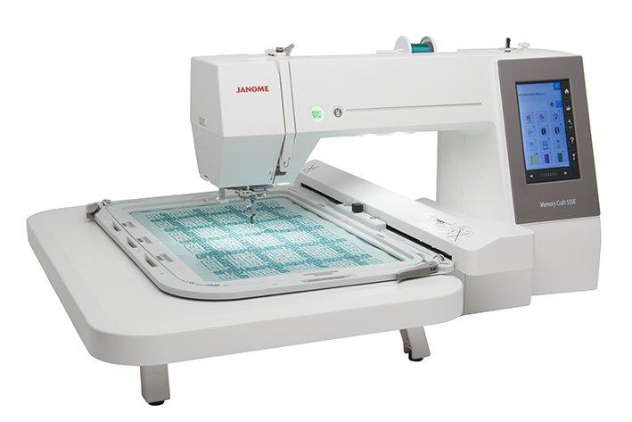 Beginner's embroidery machine UK
