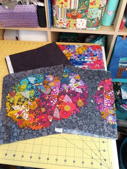 Alison Glass fabric UK