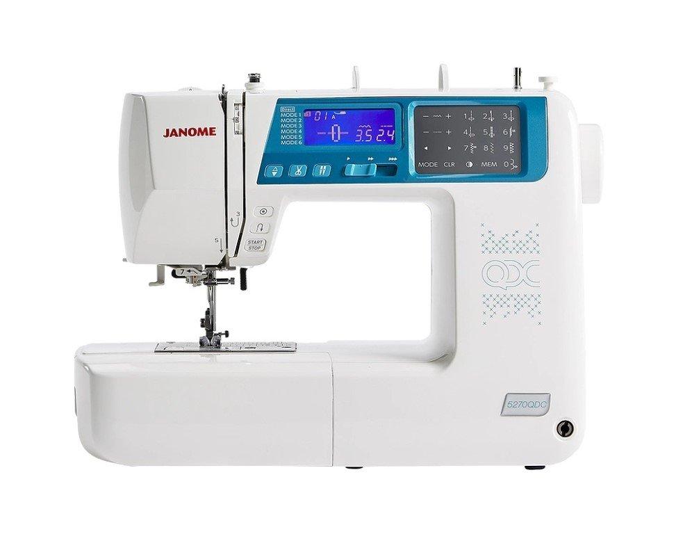 Janome 5270 sewing machine