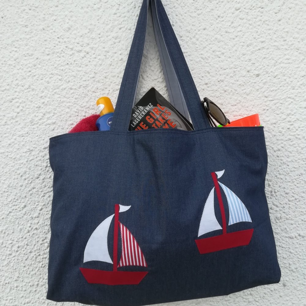 Beach tote project