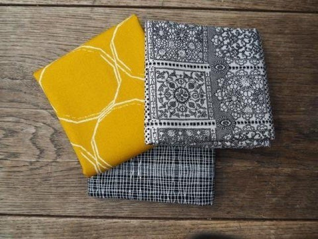 Fabric bundles from UK online stores
