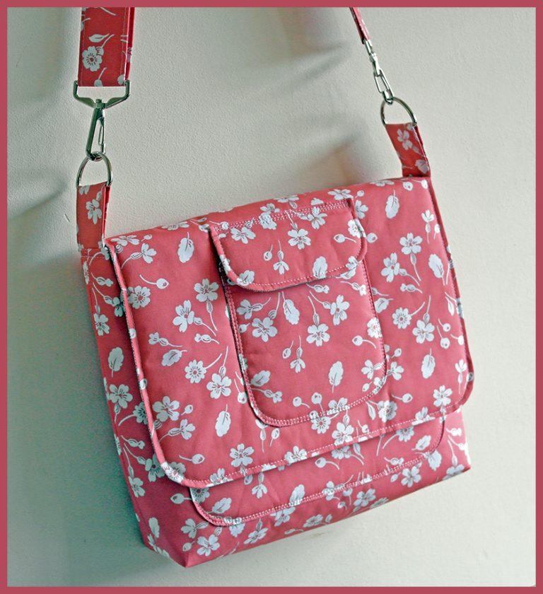 Sew a padded satchel