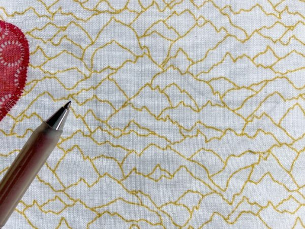 What is needle turn applique?
