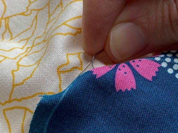 Easy needle turn applique