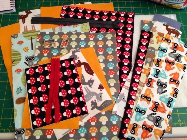 Fabrics from Plush Addict