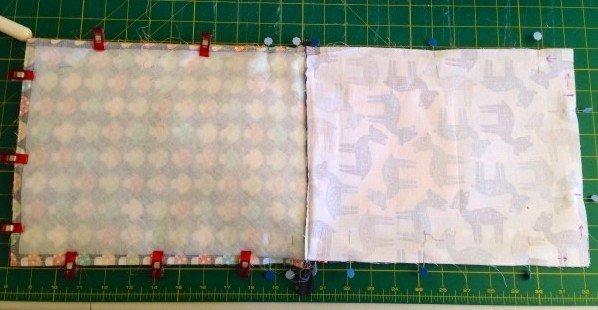 Sewing a messenger bag