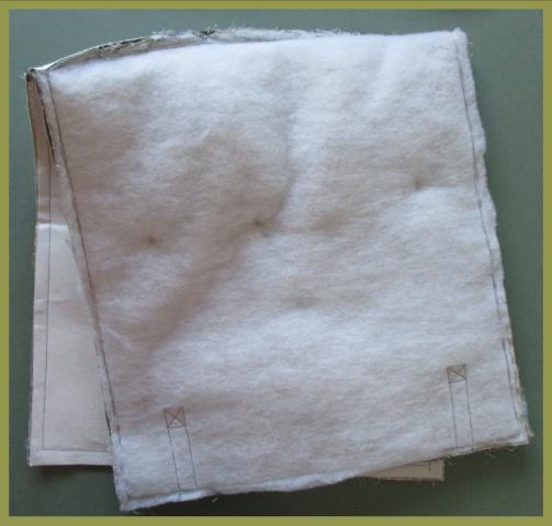Laptop case to sew