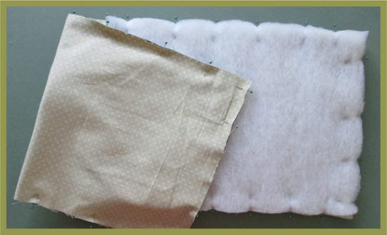 Sew a padded laptop sleeve