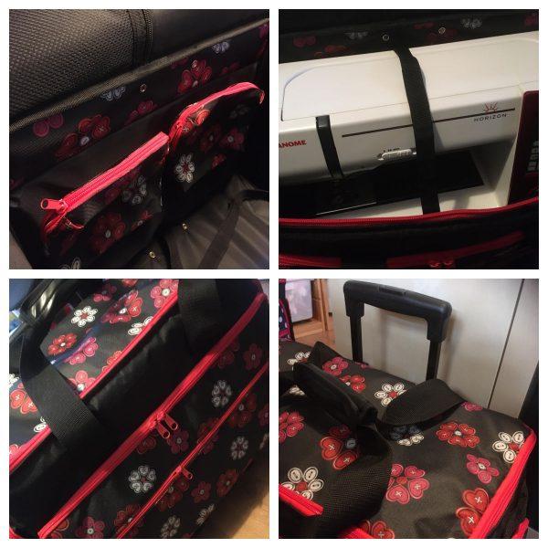 Prym sewing machine trolley