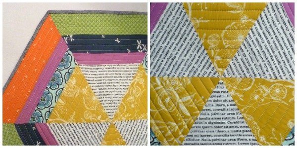 Beginners patchwork