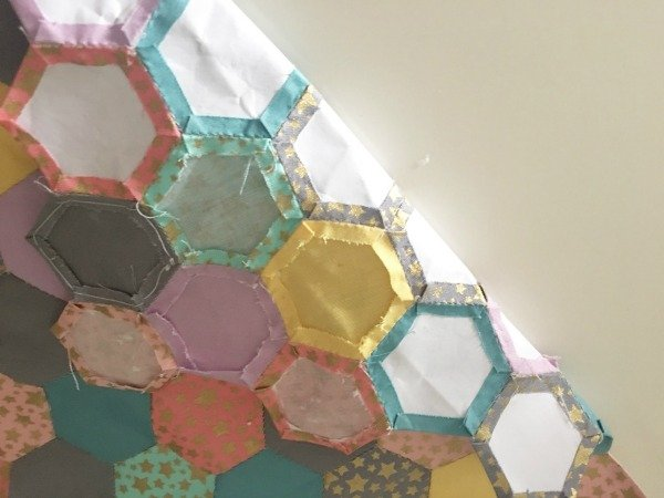 Free English Paper piecing projects to sew