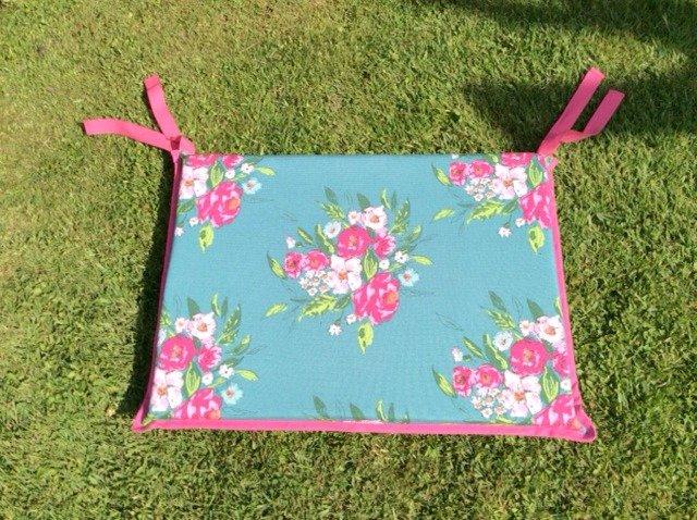 Garden cushion project