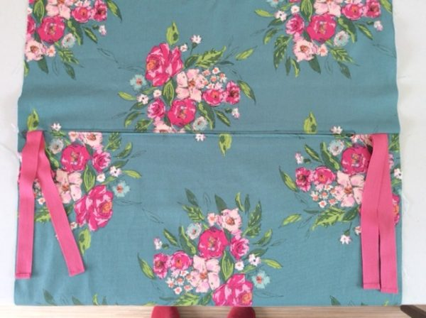 Make your own outdoor cushion covers