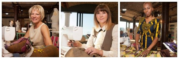 Jenniffer Taylor from the Sewing Bee
