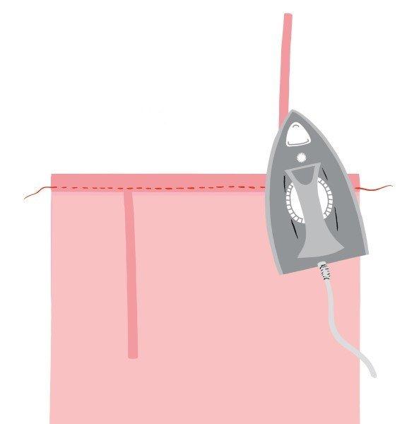 Sewing a dress bodice