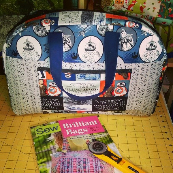 Sew Brilliant Bags by Debbie Shore