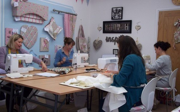 Sewing holidays in UK and Europe with Sue Hazell