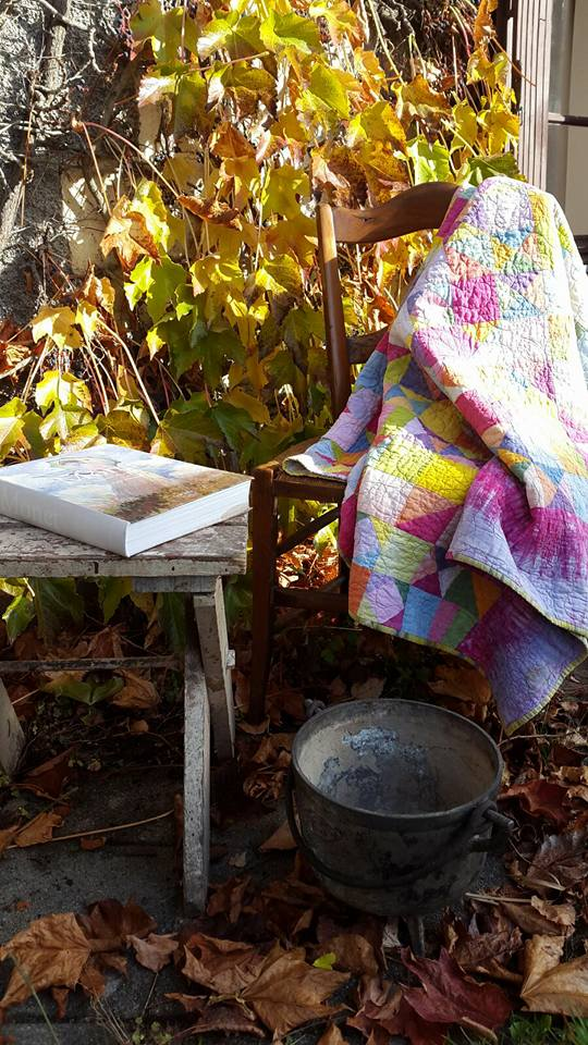 Quilting retreats in SW France