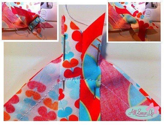 Free beginners sewing tutorials